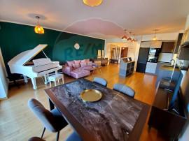 Apartament 3 camere Floreasca, Mobilat Premium, Vedere Su...