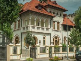 Casa Noblesse - bijuterie arhitectonica in zona Capitale