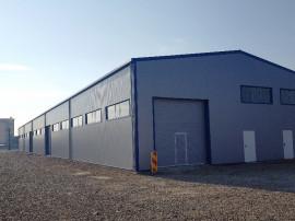 Hala industriala 1240 m2 , teren 6500m , noua nord est