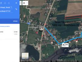 Teren Tancabesti zona case-7400 mp, parcelabil