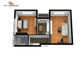 Apartament 2 camere B3 la cheie Rahova!Loc de parcare inclus
