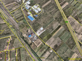 Teren agricol extravilan 4166 mp situat in Selimbar