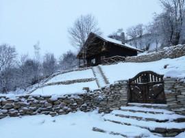 Cabană rustică la munte, Prahova,Valea Doftanei