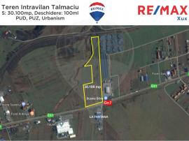Teren Talmaciu, Intravilan - Investitii