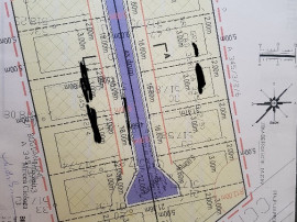 Parcele constructie case in capatul Strazii Andrei Saguna