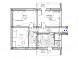 Apartament 3 camere Ansamblu nou Tineretului