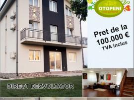 Vila single Otopeni City Gardens - 5 camere - 0% comision