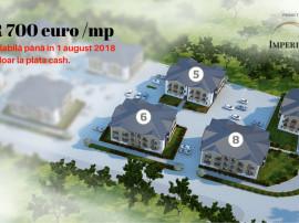 Promo pana in 1 august - doar 700 euro / mp