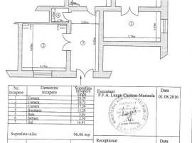 Apartament cu 3 camere langa Gradina Publica