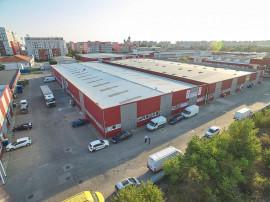 Hală industrială 626 mp in Parc Industrial UTA 1