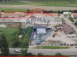 Teren Intravilan de 3818 mp, constructie existenta, in Bod