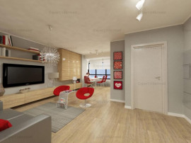 2 camere + terasa, LUX, ideal investitie, Copou