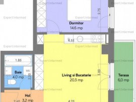 2 camere LUX, ideal investitie, Bulevardul Copou