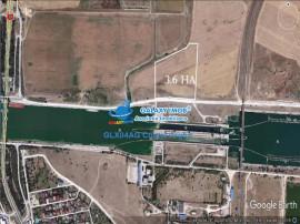 Teren extravilan Agigea, Judetul Constanta, 3,6 ha.