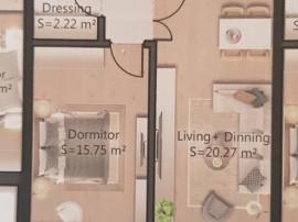 Superb apartament 2 camere bloc nou zona Bulevard Bucuresti