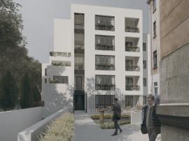 Gama Residence - 3 camere - 126 mp + curte 40 mp - Batistei