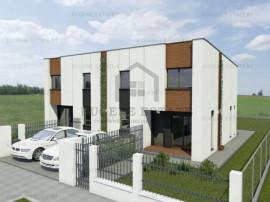 Duplex modern, 84mp utili, curte spatioasa, constructie 2018