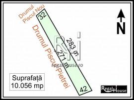 Baneasa - Piscul Pietrei, teren 10.056 mp