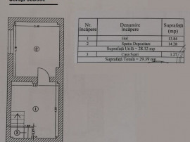 Spatiu comercial de 630mp utili in zona Brancoveanu.