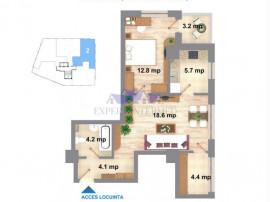 Ap 2 D, ideal investitie/locuit, Nicolina Selgros