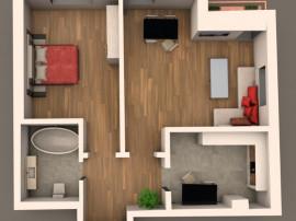 Apartament 2 camere lux crangasi-regie