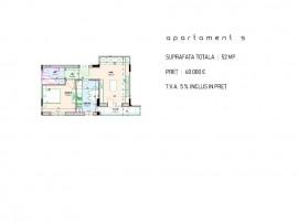 Apartament 2 camere Diamantului Residence Bragadiru RATB 302