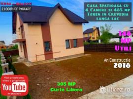 Casa Spatioasa cu 4 Camere si 500 mp Teren in Crevedia langa
