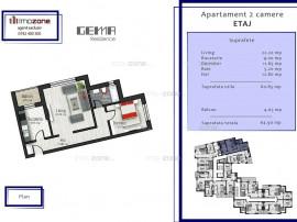65 mp, 2 camere,localizat langa metrou,MILITARI - PACII, ...