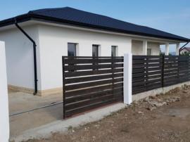 Casa individuala - 3 camere - stil mediteranean - zona Valea