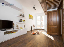 Apartament nou cu 2 camere - open space - 53 mp