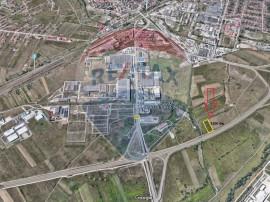 Teren investitie in Sibiu/zona industriala Est langa A1.