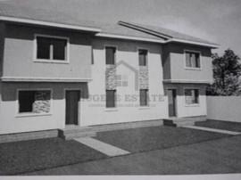 Duplex 4 camere, teren 277 mp, NOU, in Giroc