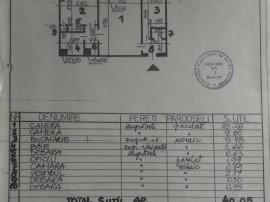 2 camere 45 mp util renovat P+6 anvelopat Metrou Gara N /