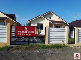 Vila individuala Domensti, 4 camere, Teren 420 mp.