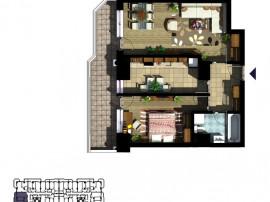 Copou Apartament 2 camere