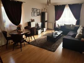 Apartament cu 2 camere, mobilat si utilat, bloc nou