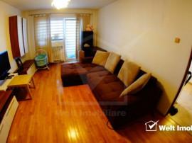 Apartament 2 camere, decomandat, etaj intermediar, Manastur,