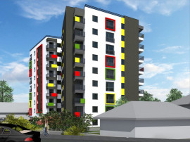 1200 euro/mp: Tatarasi, apartament nou 2 camere,predare 2019