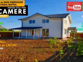 Vila Noua de Mari Dimensiuni in Crevedia-Buftea