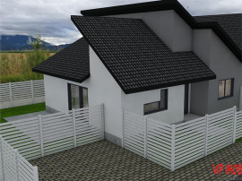 Casa individuala constructie noua cartier Izvor