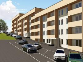 Apartament nou cu 3 camere, 58 mp utili, zona Rond Era