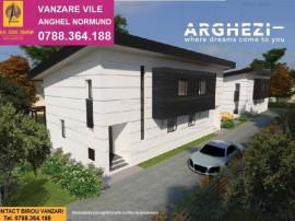 Vila cu 4 camere | Spatioasa | Tunari | COMISION 0%