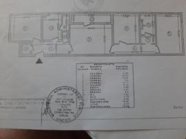Apartament 4 camere, Brancoveanu ,3/4, fara imbunatatiri.