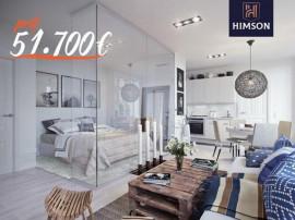 Apartament 46.96 mp - 51.700€, complex HIMSON Iasi