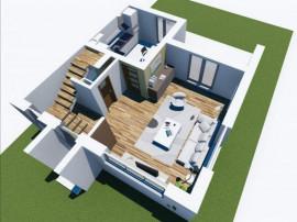 Casa single cu 4 camere, garaj, zona Slava finalizare 2021
