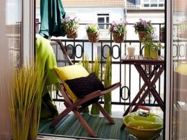 Garsoniera balcon Uverturii Militari Metro Pollux Residence