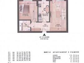 Apartament 2 camere, metrou IMGB, Dimitrie Leonida