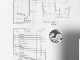 Apartament 3 camere, Lujerului si Gorjului,str Azurului