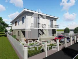 Casa tip Duplex in Giroc la asfalt cu toate utilitatile. 134