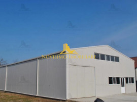 NOVISIMO-IMOBILIARE: HALA CONSTRUCTIE NOUA